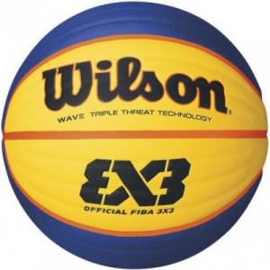 Баскетбольный мяч Wilson FIBA 3X3 GAME BBALL 6