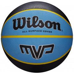 Баскетбольный мяч Wilson MVP Blue (размер 5)