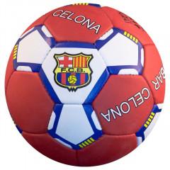 Футбольный мяч Clubball Barcelona (красно-белый)