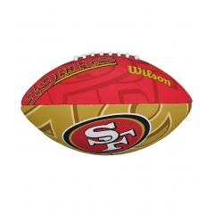 Мяч для американского футбола Wilson NFL NG (детский мяч)