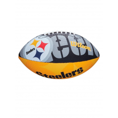 Мяч для американского футбола Wilson NFL Steelers (детский мяч)