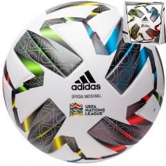 М'яч для футболу Adidas UEFA Nations League Pro OMB (арт. FS0205)