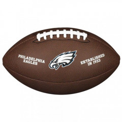 Мяч для американского футбола Wilson NFL Philadelphia Eagles (размер 5)
