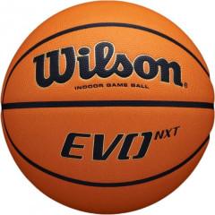 Баскетбольный мяч Wilson Evo NXT Champion League FIBA (размер 7)