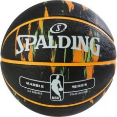 Баскетбольный мяч Spalding Marble Black