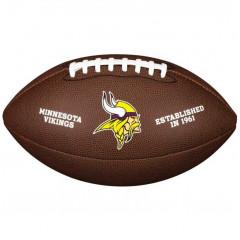 М'яч для американського футболу Wilson NFL Vikings (розмір 5)