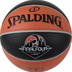 Баскетбольный мяч Spalding TF-1000 Legacy Euroleague Vitoria