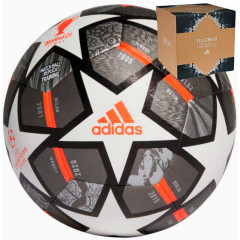 Мяч для футбола Adidas Finale Istanbul 2021 Training GK3476 (размер 4)