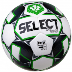 Мяч для футбола Select Brillant Super PFL Ukraine FIFA (+подарок)