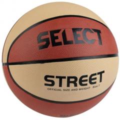 Баскетбольный мяч Select Basket Street (размер 6)