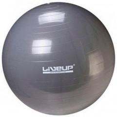 М'яч для фітнесу LiveUp Gym Ball сірий - 75 см.
