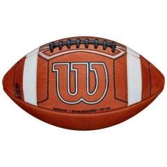 Мяч для американского футбола Wilson GST PRIME FB OFFICIAL COLLEGE
