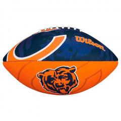 Мяч для американского футбола Wilson NFL Chicago Bears (детский мяч)