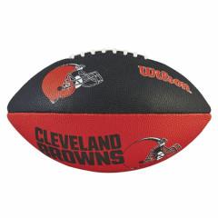 Мяч для американского футбола Wilson NFL Cleveland Browns (детский мяч)