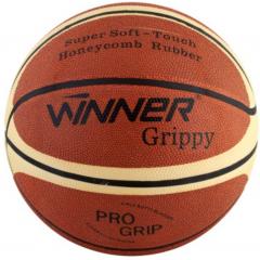 Баскетбольный мяч Winner Grippy (двухцветный)