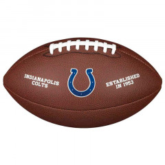Мяч для американского футбола Wilson NFL Indianapolis Colts (размер 5)