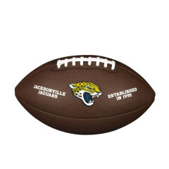 М'яч для американського футболу Wilson NFL Jacksonville Jaguars (розмір 5)