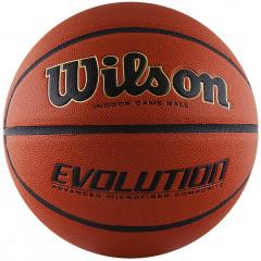 Баскетбольный мяч Wilson Evolution (размер 7)