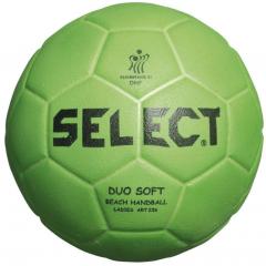 Гандбольный мяч Select Duo Soft Beach - пляжный (размер 2)