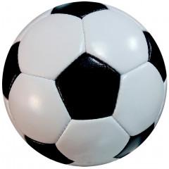 Мяч для футбола Classic Logo (кожаный мяч для нанесения логотипа)