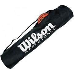 Сумка для баскетбольных мячей Wilson BASKETBALL TUBE BAG (арт. WTB1810)
