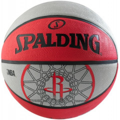 Баскетбольный мяч Spalding NBA TEAM HOUSTON ROCKETS