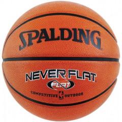 Баскетбольный мяч Spalding Neverflat Outdoor