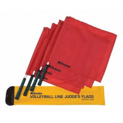 Комплект судейских флажков для волейбола Mikasa